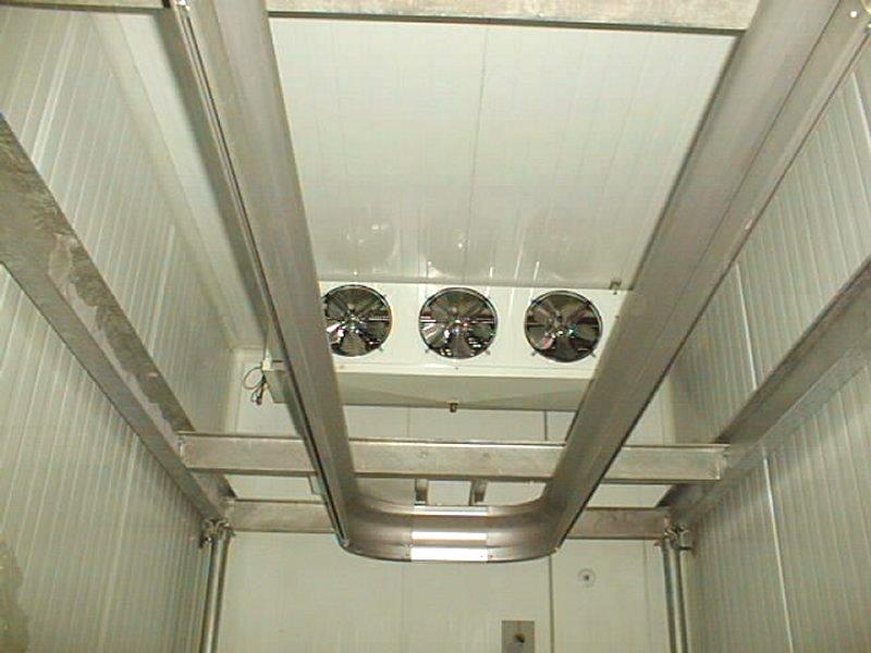 Low temperature storage
